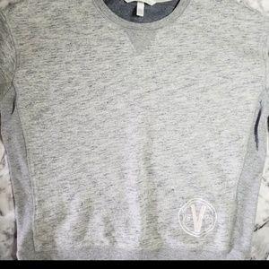 Victoria Secret grey sweatshirt